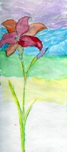 T's Watercolor